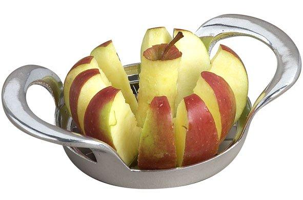 Cosy & Trendy Appel En Fruit Snijder 17x11xh4,3cm (set van 8)