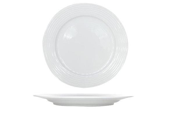 Cosy & Trendy Linea White Plat Bord 30,5cm