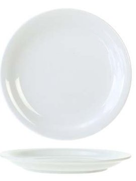 Cosy & Trendy Everyday White Plat Bord 18,5cm