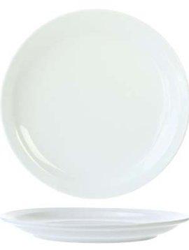 Cosy & Trendy Everyday White Plat Bord 23,5cm (set van 6)