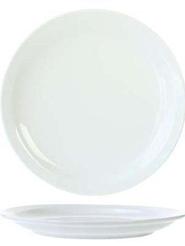 Cosy & Trendy Everyday White Plat Bord 23,5cm