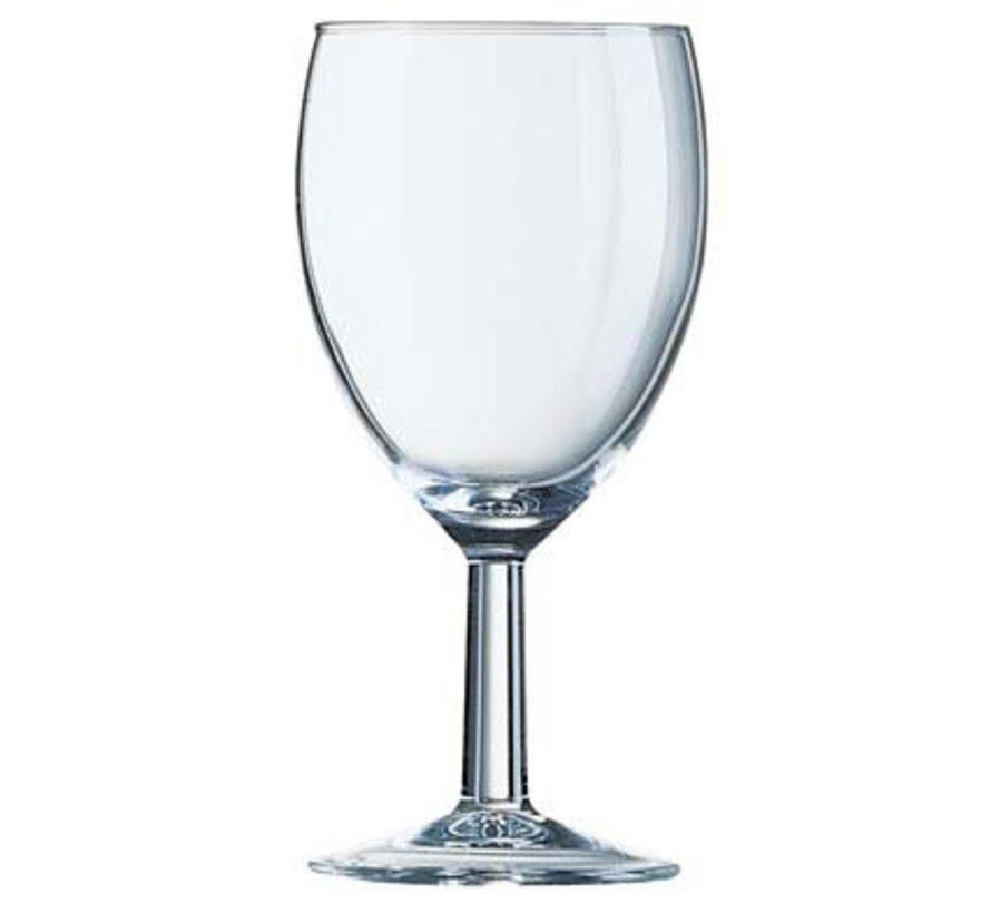 Savoie Wijnglas  24,5cl **set12