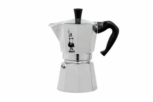 Bialetti Moka Express Export Koffiekan 6 Tassen