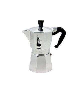 Bialetti Moka-Oceana-Export - Koffiekan - Voor 9 Kopjes.
