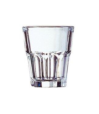 Arcoroc Granity - Shot glasses - 4,5cl - (Set of 12)