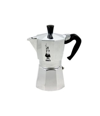 Bialetti Moka Oceana Export Coffee Jug 3 Mugs