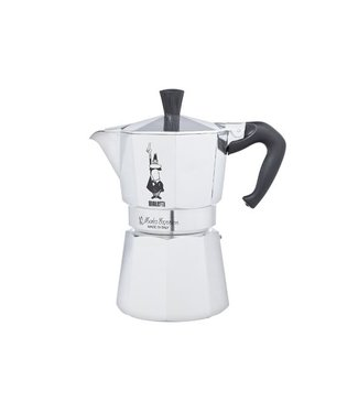 Bialetti Moka Express Export Koffiekan 4 Tassen
