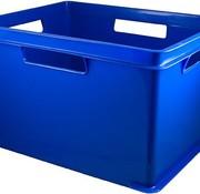 Cosy & Trendy Hobbybox Royalblauw 43,5(l)x35,5(b)x20,5(h) Stapelbaar