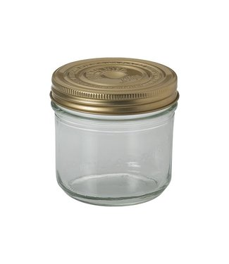 Le Parfait Familia Wiss Preserving Jar 500ml Set6d100mm