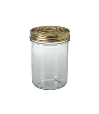 Le Parfait Familia Wiss - Einmachglas - 750 ml - T10xH15cm - (12er-Set)