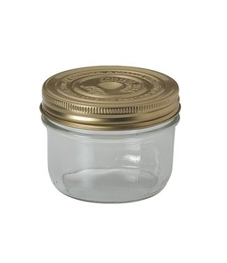 Le Parfait Familia Wiss Preserving Jar 350ml Set6d100mm
