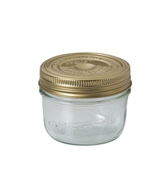 Le Parfait Familia Wiss Preserving Jar 200ml Set6d82mm