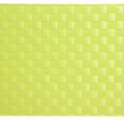Cosy & Trendy Placemat Cross Light Green 43x30cm