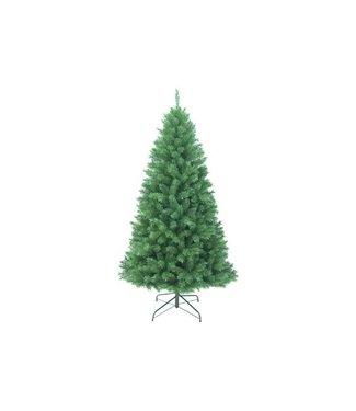 Cosy @ Home Baum Alaskan Fir Full D122cm 2,4m1380 Tips Montierte Zweigen Metal Stand