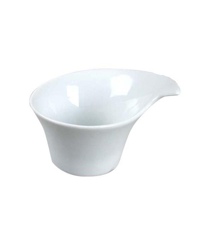 Cosy & Trendy Aperoschaaltje - Wit - D7,5-9xh6cm - Porselein - (set van 12)