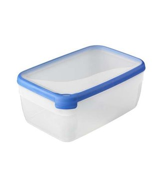 Curver Chef @ home Food container Transparent-blue 5.4L (set of 4)