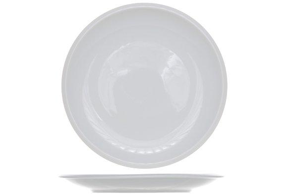 Cosy & Trendy Pleasure White Dessertbord Set 6 20cm (set van 6)