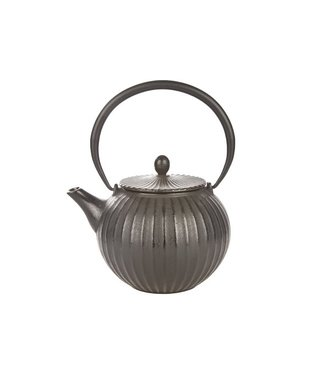 Cosy & Trendy Teapot Cast Iron 1,2l Lantern Blackwith Filter Tsp80