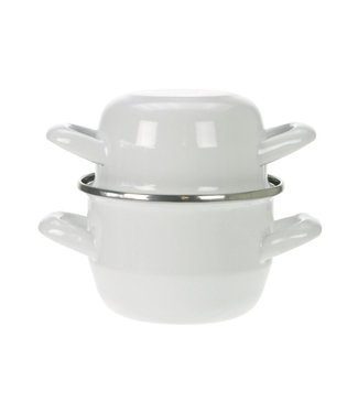 Cosy & Trendy For Professionals Musselcasserole D12cm White - New-0l9