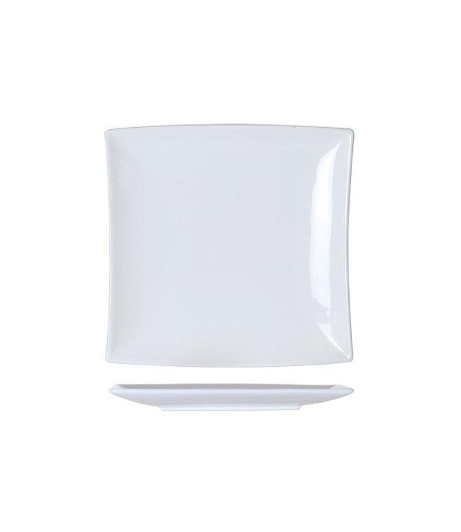 Cosy & Trendy Avantgarde - Dessertbord - 18x17,3xh1,6cm - Porselein - (Set van 6)