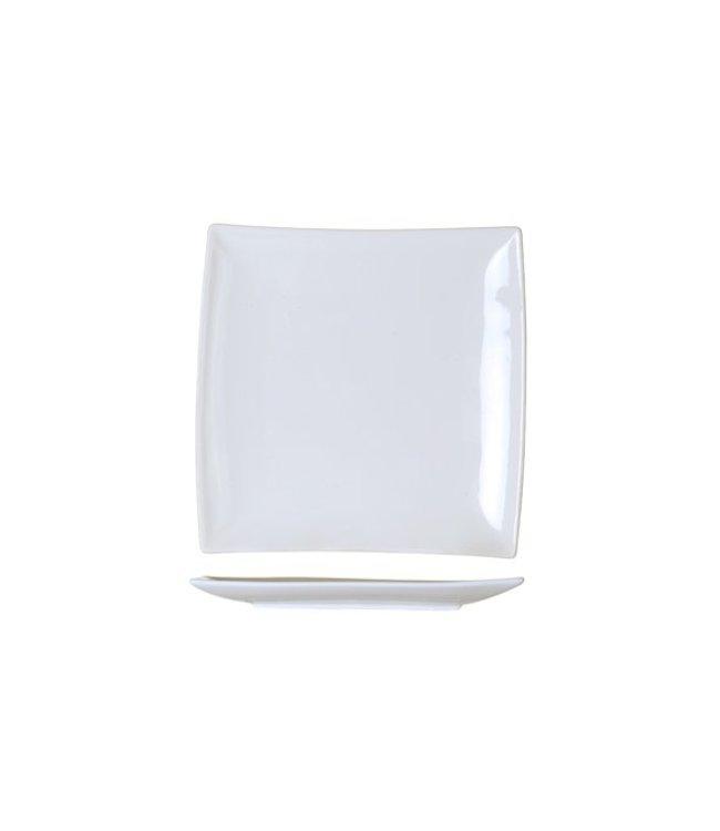 Cosy & Trendy Avantgarde - Dinerbord - 23x23cm - Porselein - (set van 6)