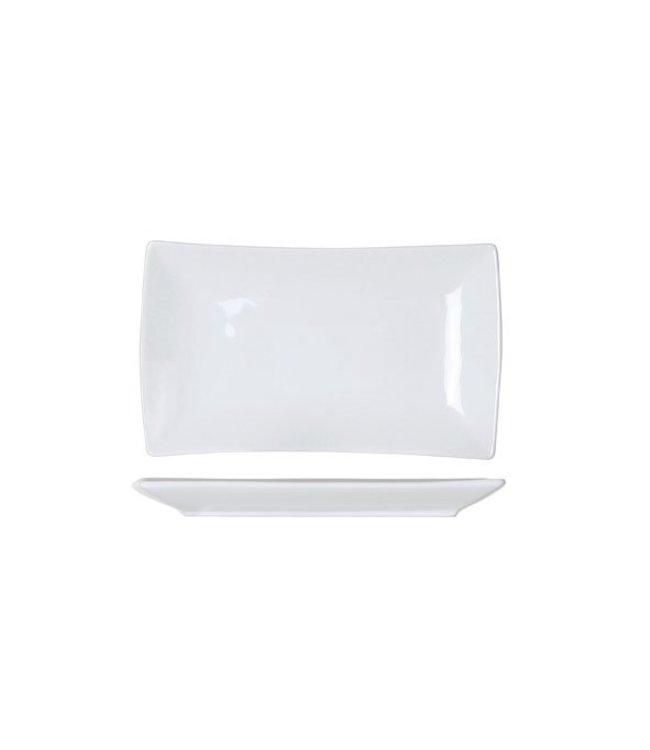 Cosy & Trendy Avantgarde Aperoschaal 11,5x19,5xh2cm - Aardewerk (set van 6)