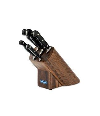 Arcos Clasica Messerblock M.5messer 2557-2559-2564-2551-2560