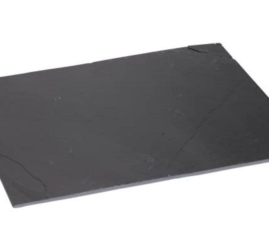 Leisteen Bord 20x30xh0,5cm (set van 12)