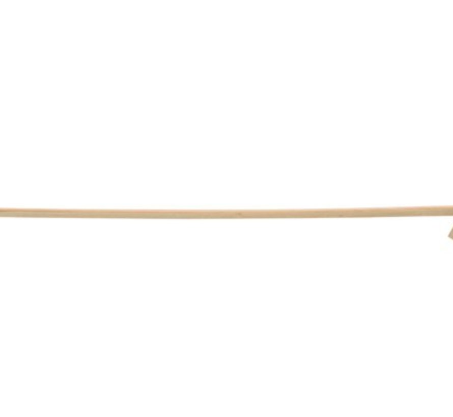 Ct Bambou Brochette Boucle 15cm S250