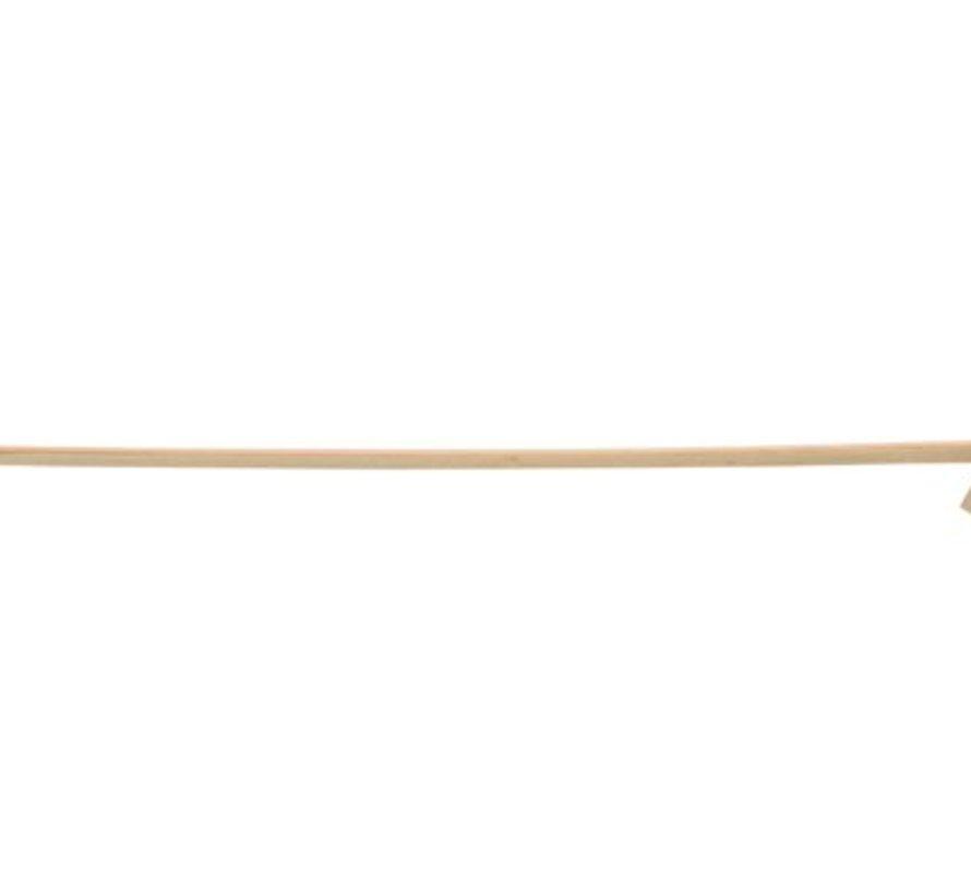 Prikker Met Knoopje Set250 15cm Bamboe