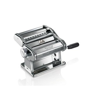 Marcato Atlas Wellness Machine Pasta Classic 1503 Types Pasta - Chrome