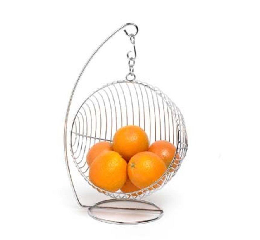 Fruitmand Hangend D25xh45cm