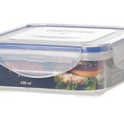 Thermos Airtight Container Square 430 Ml