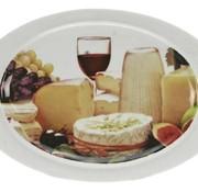 Cosy & Trendy Cheese Kaasbord 25,5x17,5cm (set van 6)