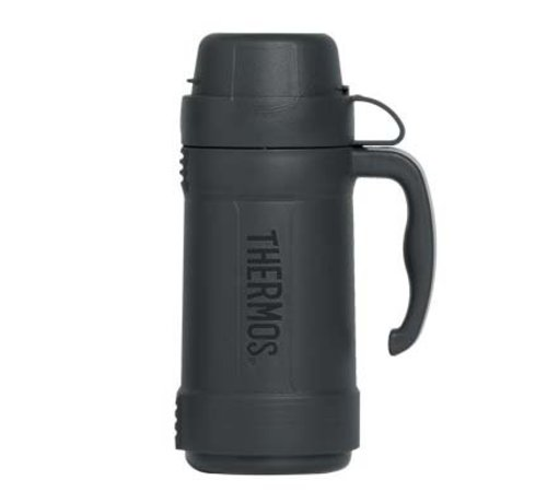 Thermos Eclipse Isoleerfles 0,5l Donkergrijs
