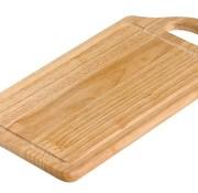 CT Cutting Board With Grip 39x24x1,8cmrubberwood