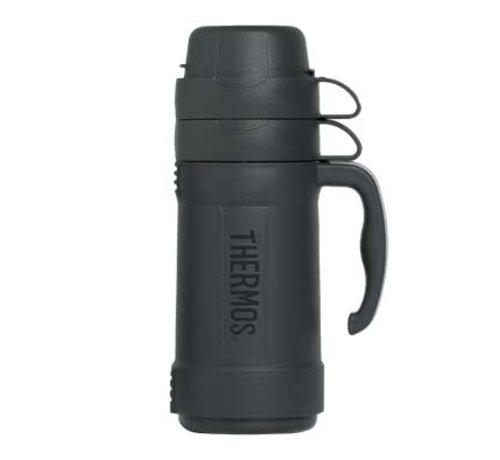 Thermos Eclipse Isoleerfles 1,0l Donkergrijs