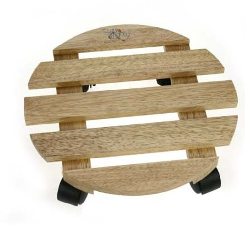Cosy & Trendy Cp Onderzetter D32x8cm Rond Hout