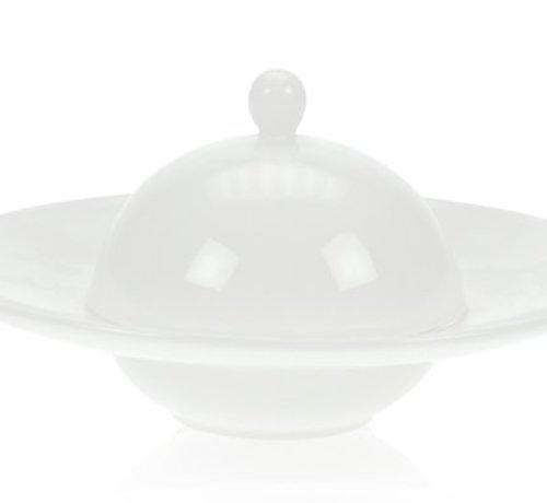 Cosy & Trendy Apero Diep Bord Met Klokdeksel D21,5-10cm