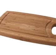 CT Sudan Snijplank 29x19xh1,8cm Bamboe (set van 6)