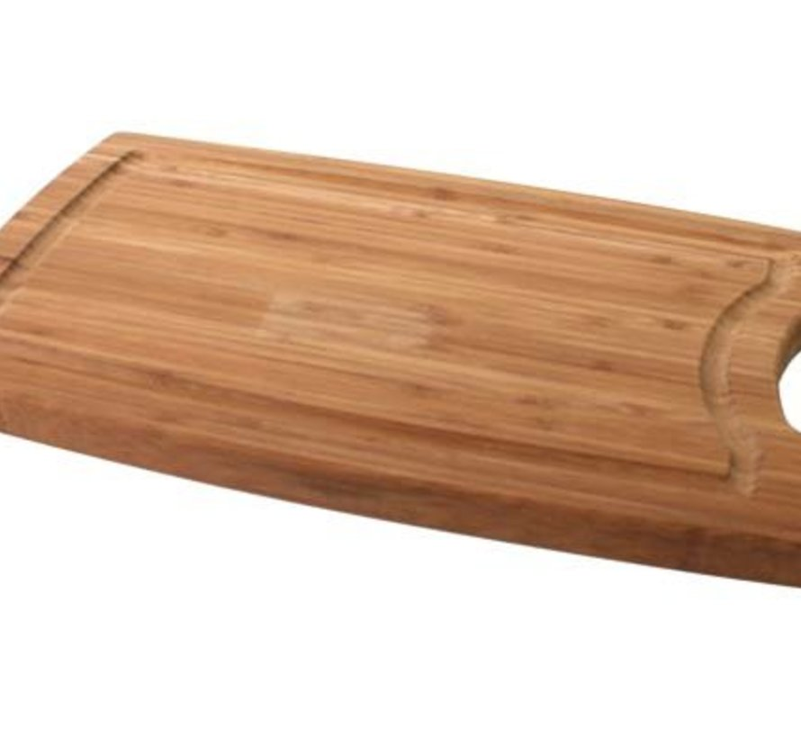 Sudan Vleesplank 35,5x21xh1,8cm Bamboe (set van 6)