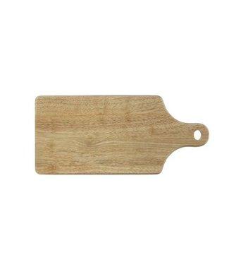 Cosy & Trendy Broodplank 37x16x1,5cm Rubberwoodrubberwood (set van 6)