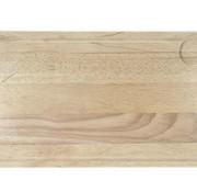CT Vleesplank 39x23x1,8cm Rechthoek Rubberwood