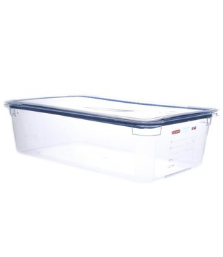 Araven Foodbox M.airtight Deksel Gn1-1 Transparant 20l 150mm