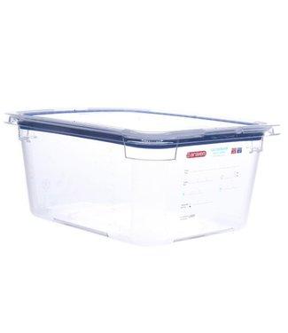 Araven Foodbox M.airtight Deksel Gn1-2 Transparant 9,5l 150mm