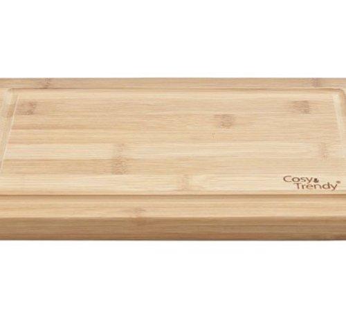 CT Gabon Meat Cutting Board Bamboo 29x19x1,8cm
