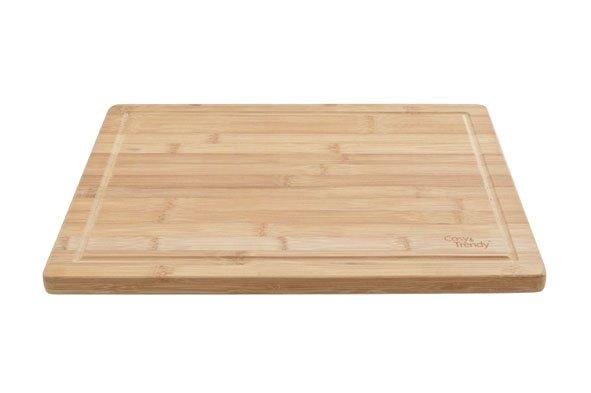CT Gabon Meat Cutting Board Bamboo 42x32x1,8cm