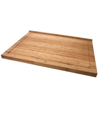 Cosy & Trendy Malawi Meat board 62x46xh1,9cm Rectangle bamboo