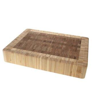 Cosy & Trendy Chad Snijplank 36x26xh6cm Rechthoek Bamboe