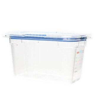 Araven Foodbox M.airtight Deksel Gn1-4 Transparant 4,3l 150mm